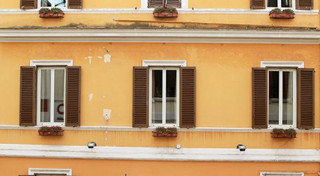 Hotel Kent - Rome - Building