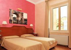 Hotel Kent - โรม - ห้องนอน