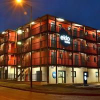 eklo hotels Le Mans Hotel Front - Evening/Night