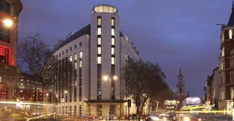 Me London - ลอนดอน - อาคาร
