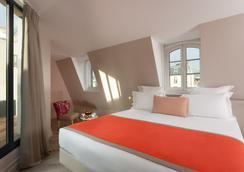 Vic Eiffel - ปารีส - ห้องนอน