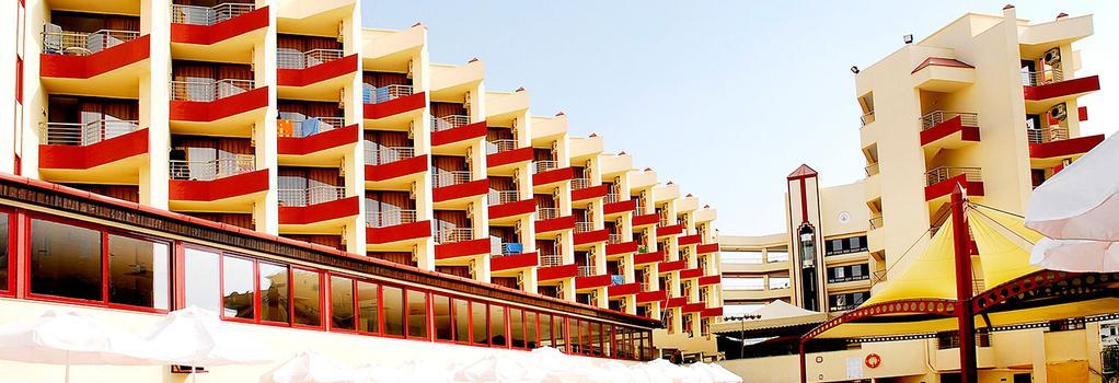 Taksim International Obakoy Hotel - Alanya - Building