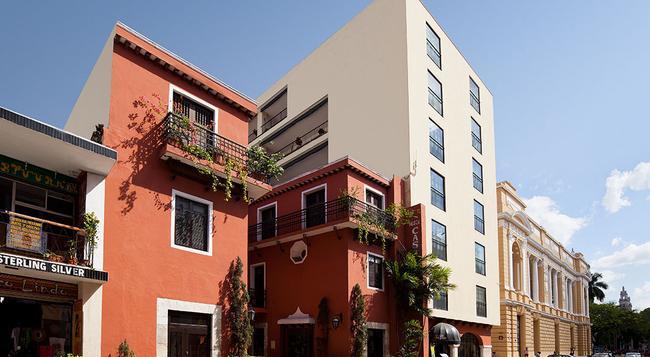 Hotel Casa del Balam - Merida - Building