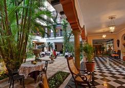 Hotel Casa del Balam - เมริดา - ล็อบบี้