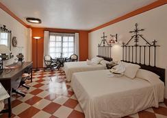 Hotel Casa del Balam - เมริดา - ห้องนอน
