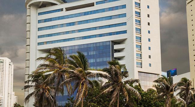 Hotel Almirante Cartagena Colombia - Cartagena - Outdoor view