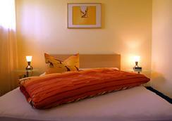 Hotel-garni An Der Weide - เบอร์ลิน - ห้องนอน