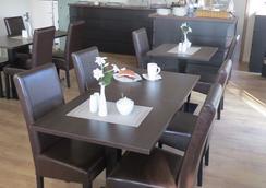 Hotel-garni An Der Weide - เบอร์ลิน - ร้านอาหาร