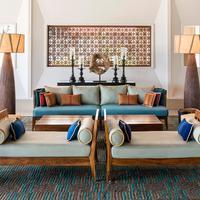 Shangri-La's Hambantotoa Resort & Spa Lobby Sitting Area