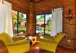 Casa Xochitl Baja Sur - ลา ปาซ - ห้องนอน