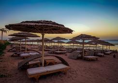 Cleopatra Luxury Resort Sharm El Sheikh - ชาร์ม เอล ชีค - ชายหาด