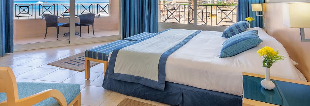 Cleopatra Luxury Resort - Makadi Bay - Hurghada - Bedroom