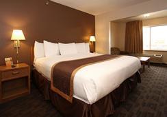 New Victorian Suites - ลิงคอล์น - ห้องนอน