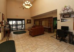 New Victorian Inn & Suites In Sioux City, Ia - ซู ซิตี้ - ล็อบบี้