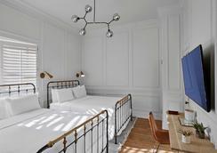 Life Hotel Nomad - นิวยอร์ก - ห้องนอน
