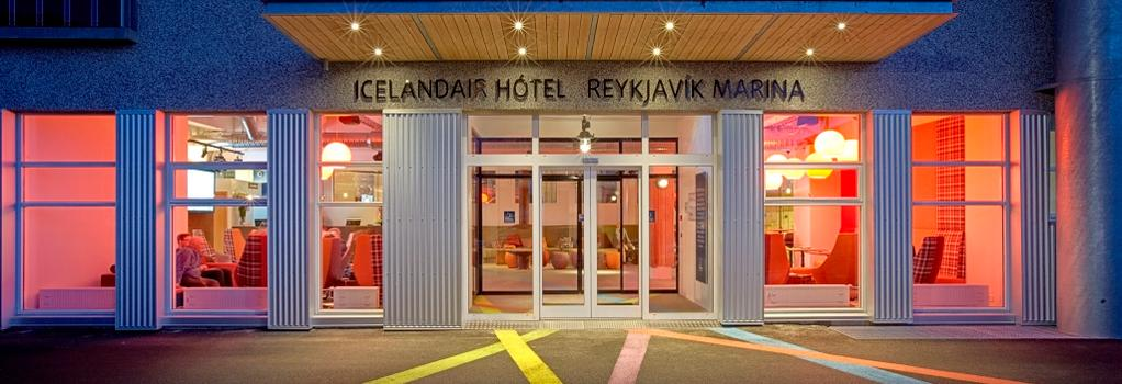 Icelandair Hotel Reykjavik Marina - Reykjavik - Building