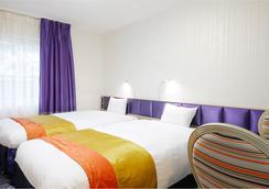 โรงแรม เคฮัน เท็นมะบะชิ - โอซาก้า - ห้องนอน