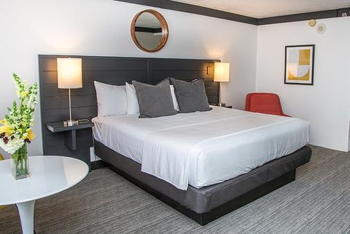 โรงแรมฮูตเทอร์สคาสิโน - ลาสเวกัส - ห้องนอน