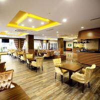 The Rise Aron Business Hotel Merter Dining