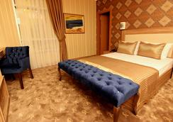 The Rise Aron Business Hotel Merter - อิสตันบูล - ห้องนอน