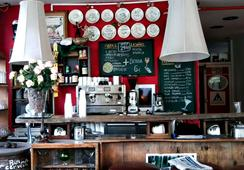 InOut Hostel Barcelona - บาร์เซโลน่า - ร้านอาหาร