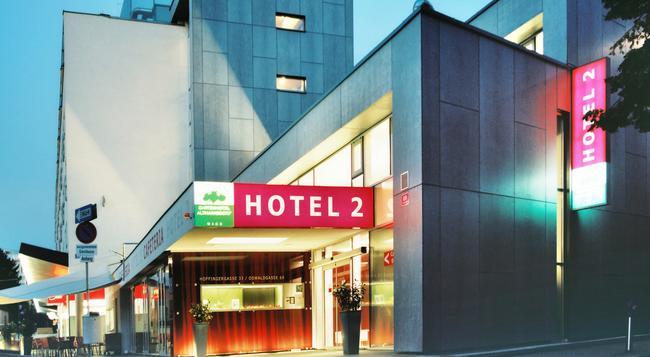 7 Days Premium Hotel Vienna - Vienna - Building