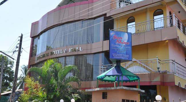 Sunshine Hotel & Hall - Trincomalee - Building