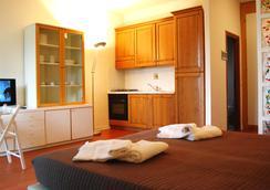 Poggio Del Golf Residence & Club - ฟลอเรนซ์ - ห้องนอน