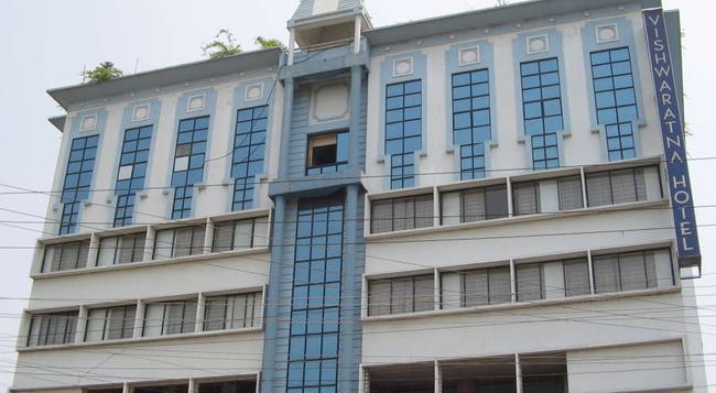 Vishwaratna Hotel - Guwahati - Building