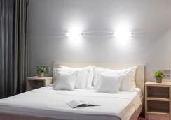Marins Park Hotel - นิจจี นอฟโกรอด - ห้องนอน