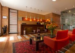 84dc Hotel - โบโกตา - ล็อบบี้
