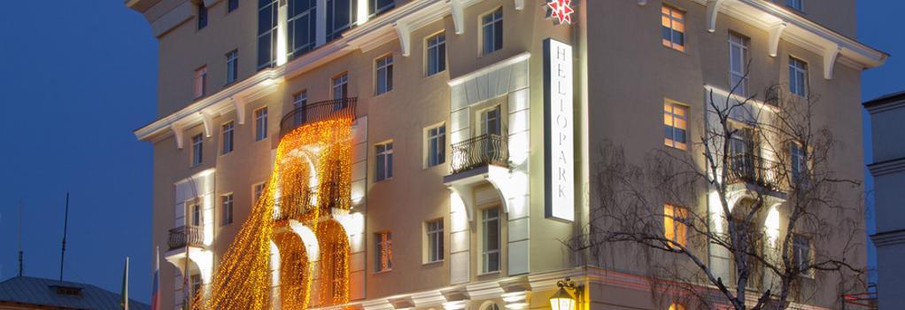 Heliopark Residence - Penza - Building
