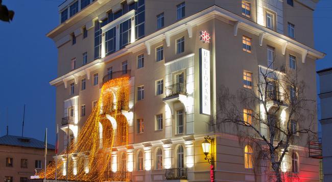Heliopark Residence Hotel - Penza - Building