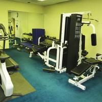 The Park East Hotel Fitness Facility
