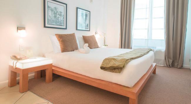The Mimosa Hotel - Miami Beach - Bedroom