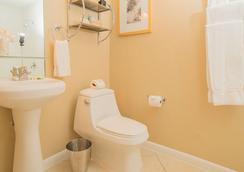 The Mimosa Hotel - ไมอามีบีช - ห้องน้ำ