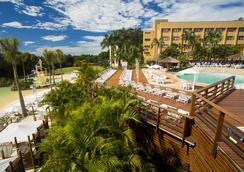 Mabu Thermas Grand Resort - ฟอส โด อีกวาซู - วิวภายนอก