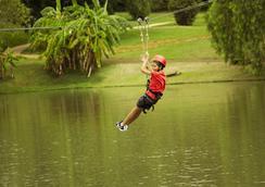 Mabu Thermas Grand Resort - ฟอส โด อีกวาซู - สถานที่ท่องเที่ยว