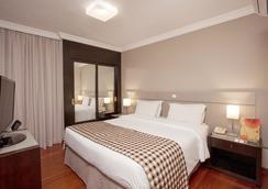 Mabu Curitiba Business - คูริชิบา - ห้องนอน