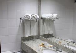 Mabu Curitiba Express - คูริชิบา - ห้องน้ำ