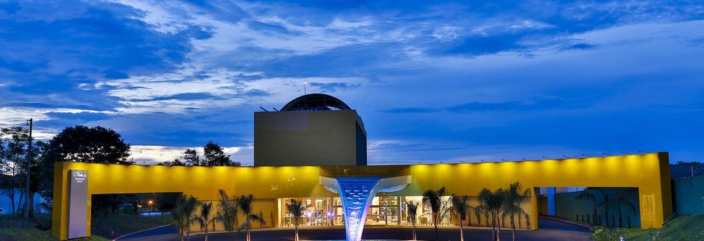 Mabu Interludium Iguassu Convention - Foz do Iguaçu - Building