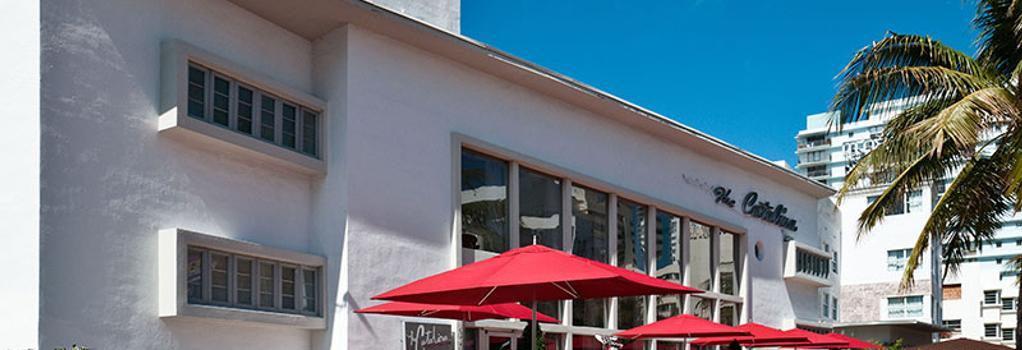 Catalina Hotel & Beach Club - Miami Beach - Building