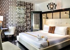 Catalina Hotel & Beach Club - ไมอามีบีช - ห้องนอน