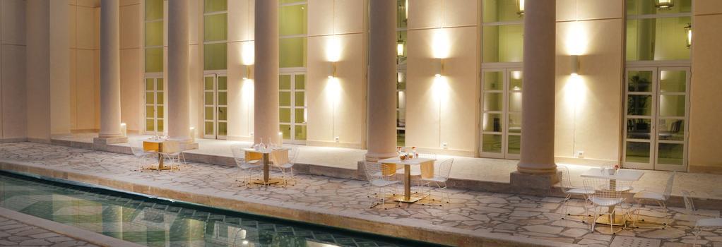 Hotel Palazzo Esedra - Naples - Pool