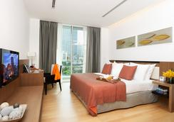 ชามา สุขุมวิท เซอร์วิสอพาร์ตเมนต์ - กรุงเทพฯ - ห้องนอน
