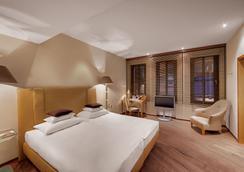 anna hotel - มิวนิค - ห้องนอน