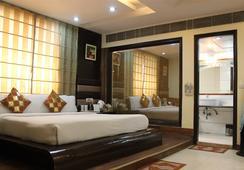 The Daanish Residency - นิวเดลี - ห้องนอน