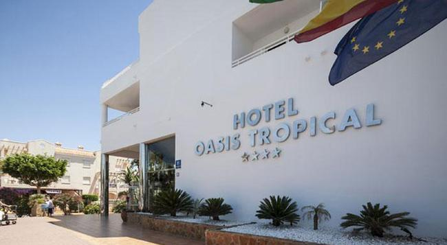 Best Oasis Tropical - Mojacar - Building
