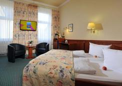 BB Hotel Berlin - เบอร์ลิน - ห้องนอน