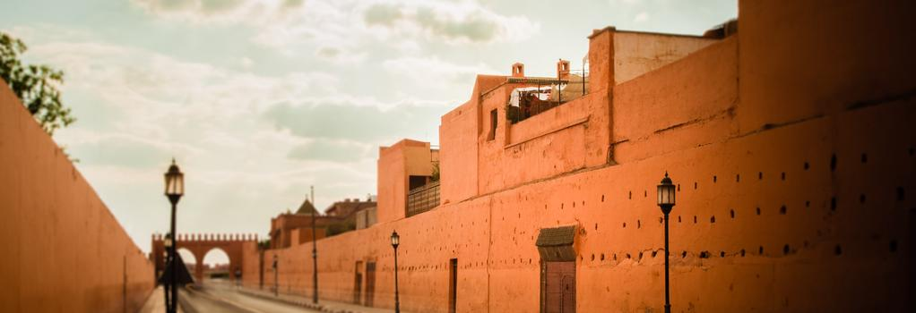 Riad Ajebel - Marrakesh - Building